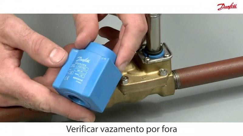 Bobina Compactas Danfoss Preço Sete Lagoas - Bobina para Válvulas Solenoides Danfoss