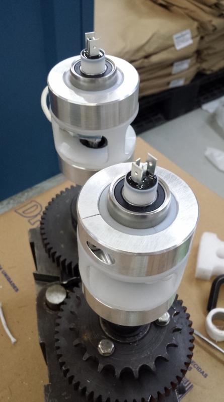 Empresa de Conexão Rotativa para Máquina de Fraldas Jarinu - Conexão Rotativa para Embaladeiras