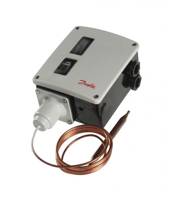 Termostato para Dispensador de água Canas - Termostato Industrial Danfoss
