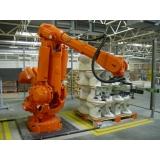 anéis coletores rotativos para robóticas Óleo