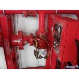 bobinas solenoides para incêndio Santa Albertina