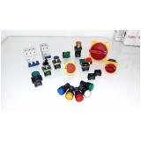 botão para quadro elétrico