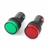 botões de comando duplo com iluminação Capivari