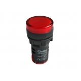 botões de comando iluminados vermelho Maracaí
