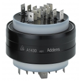 conector elétrico rotativo