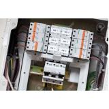 distribuidor de disjuntores para painel elétrico Borborema