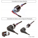 distribuidores de conectores rotativos Araranguá
