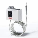 distribuidores de termostato danfoss para congelador Caçapava