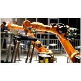 empresa de anel coletor rotativo para robótica Arealva