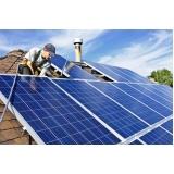 empresas de instalação de placas solares Nova Europa