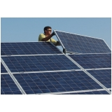 empresas de montagem de painel solar Corumbataí