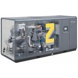 inversores de frequência para compressores de ar Óleo