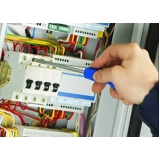 montagem de painel elétrico para edifícios melhor preço Colina