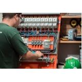 montagem de painel elétrico para edifícios orçamento Fartura