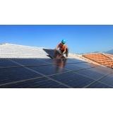montagem de placa solares orçar Ibitinga
