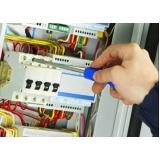 montagem de painel elétrico para edifícios