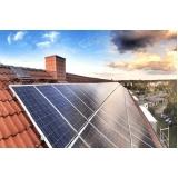 onde encontro painel solar para casa Guarantã