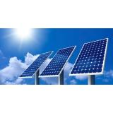 painel solar para industria Taquarivaí