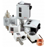 termostatos danfoss para congeladores Mococa