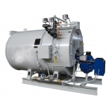 válvulas eletrônicas para gerador de vapor preço São Pedro do Turvo