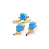 válvulas elétricas para pulverizadores